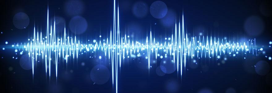 Transcription audio en texte
